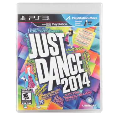 Vídeo Juego PS3 Just Dance 2014