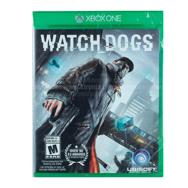 Video Juego Xbox One Watchs Dogs