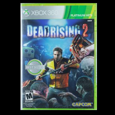 Vídeo Juego XBOX 360 Dead Rising 2