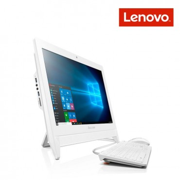 "PC All in One LENOVO 19.5"" C20-00 Celeron®   4GB   1TB  19.5"" Blanco"