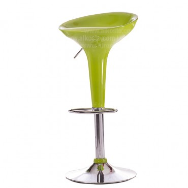 Silla de Bar Verde WY101