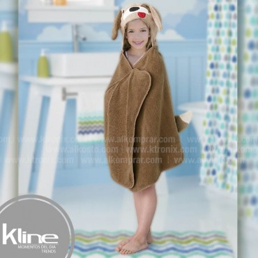 Toalla infantil K-LINE Perro