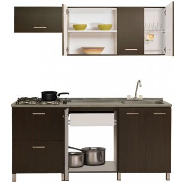Cocina MODUART Gabinete Superior + Inferior Izquierdo