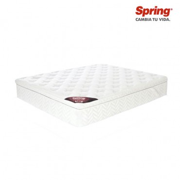 Colchon SPRING Semidoble Comfort One Box 120 x 190 cms