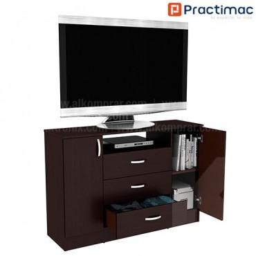 Mueble Auxiliar PRACTIMAC Matiz  pm10020WE