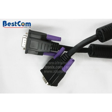 Cable BESTCOM VGA/HDB 15 Pines