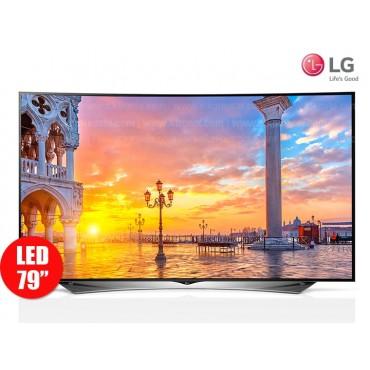 """Tv 79"""" 201 cm LED LG 79UG880T Ultra HD Internet"""