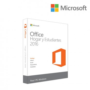 Office MICROSOFT Home & Student 2016