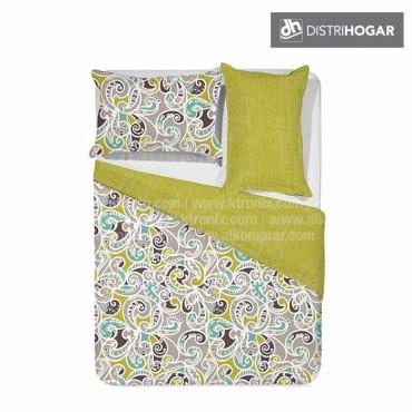 Comforter DISTRIHOGAR Estampado sencillo AUSTIN