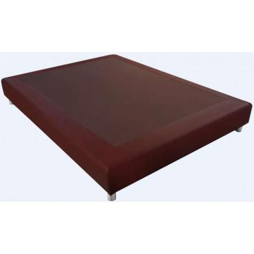 Base Cama Pranna Chocolate 120X190