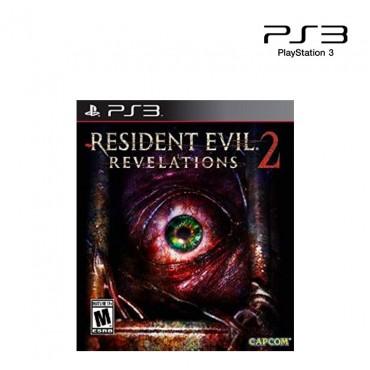 Videojuego PS3 Resident Evil Revelations 2