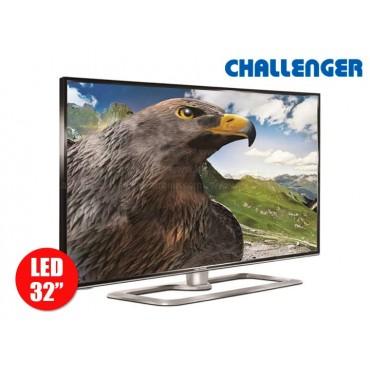 "Tv 32"" 80 cm LED CHALLENGER 32S51 HD Internet"