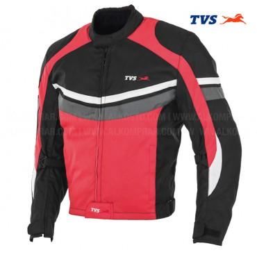 Chaqueta TVS Roja