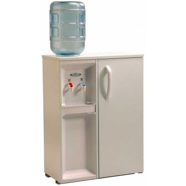 Dispensador de Agua ABBA 80 Litros DA-070 Blanco