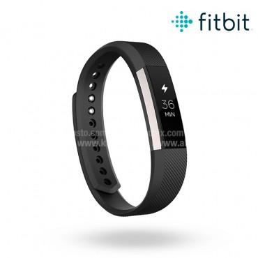 Alta Fitbit Reloj Negro L