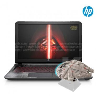 Combo HP STARWARS 15-AN002 + Parlantes
