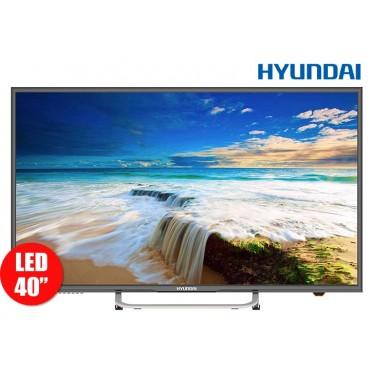 """Tv 40"""" 101cm HYUNDAI LED4010 Full HD Internet"""
