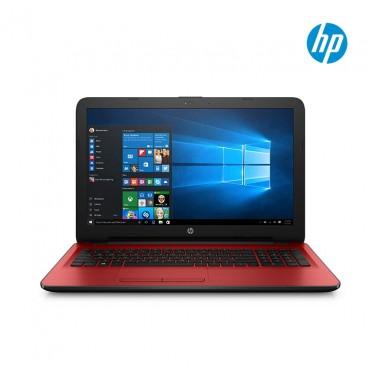"Portátil HP AY014 15"" Celeron® Rojo"