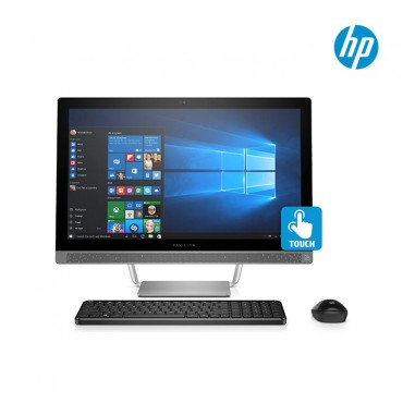 """PC All in One HP 24-B012 23.8"""" Core™ i7 Negro"""