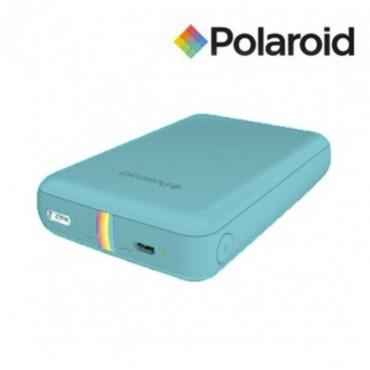 Impresora POLAROID Instantanea Móvil Azul