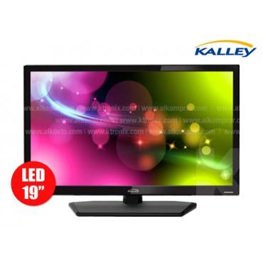 "TV 19"" 48 cm LED KALLEY K19 HD T2"