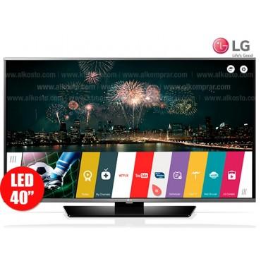 """TV 40"""" 100cm LED LG 40LF635 Full HD Internet"""
