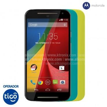 Celular TIGO MOTO G 8GB 2da Generación 3*49