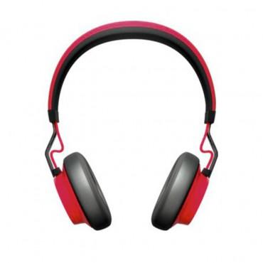 Audifonos Bluetooth Around Ear JABRA Move Rojo