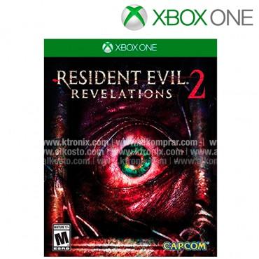 Videojuego XBOX One Resident Evil Revelations 2 (Videojuego Xbox)