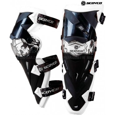 Rodilleras K12 proporcionan firmeza, resistencia y seguridad.