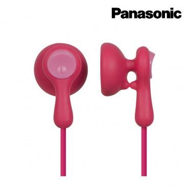Audífono PANASONIC Alámbrico InEar HV41 Rosado