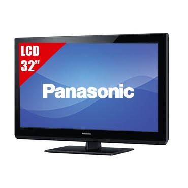 "TV 32"" LCD PANASONIC TC-L32C5H HD"
