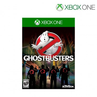 Videojuego XBOX ONE Ghostbusters