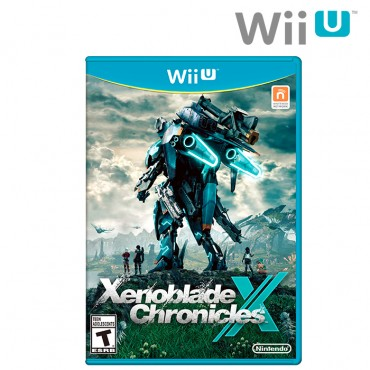 Videojuego WiiU Xenoblade Chronicles X