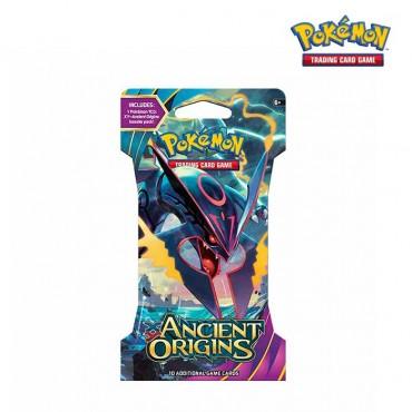 Pokémon TCG Sleeved BoosterAncien