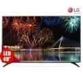 """TV 49"""" 124cm LED LG 49LF590 Full HD Internet"""