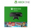 Bundle Consola XBOX ONE 500 GB + Videojuego Lego The Movie