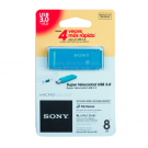 Memoria USB SONY 8 GB 3.0 Color Azul