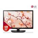 """TV Monitor 22"""" 56cm LED LG 22MT45V-P HD"""
