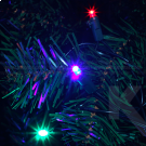 Luces Navidad Colores Led x 60