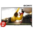 "TV 85"" 214cm LED Sony 85X957 4K Internet"