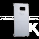 Glossy Cover S6 SAMSUNG edge Plus Silver