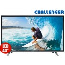 "TV 43""109cm LED CHALLENGER 43T16 FULL HD Internet"