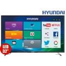 """Tv 32"""" 80cm HYUNDAI LED 3211 HD Internet"""