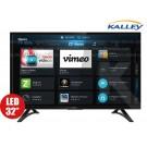 "TV 32"" 81cm KALLEY K-LED32HDS Internet T2"