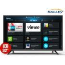 """Tv 32"""" 80cm LED Kalley 32HDSD Internet T2"""