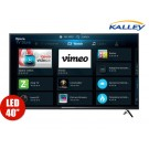"TV 40"" 101cm LED Kalley 40FHDS T2 Internet"