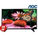 """TV 39"""" 98cm LED AOC LE39M1565 HD"""