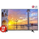 "Tv 55"" 139cm LED LG 55UH623 UltraHD Internet"