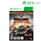 Videojuego XBOX 360 World of Tanks